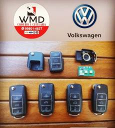 Chave canivete completa VW
