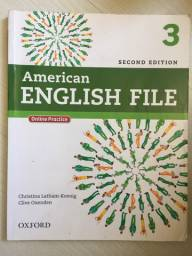 Livro American English File second edition 3