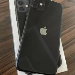 iPhone 11+ plano claro