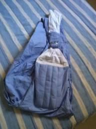 Sling azul por R$ 30,00