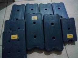 Placa de gelo reutilizável 9 unidades nunca usamos