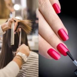 Contrata-se Manicure e Cabeleireiro(a)