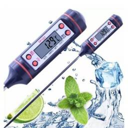 Termômetro culinário digital