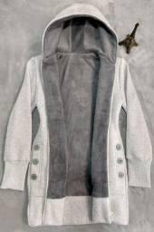 Oferta Imperdivel Casaco Slin lindo modelo  grosso ideal para o frio