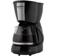 Cafeteira Elétrica Britânia CP15 15 Xícaras - Preto