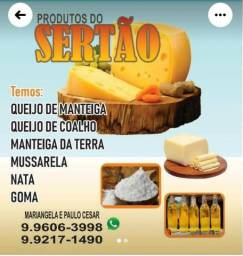 Vende-se queijo
