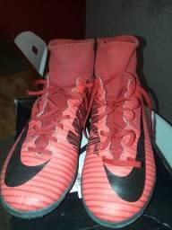Chuteira Nike Mercurial X. Tam. 38