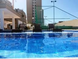 Apartamento com 3 dormitórios para alugar, 65 m² por R$ 1.600,00/mês - Messejana - Fortale