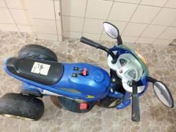 Moto motorizada