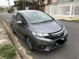 Honda Fit baixa km - 2015