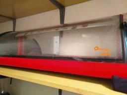 Vendo vitrine refrigerada para sushi