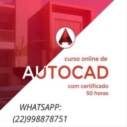 Curso de AutoCAD 2D-3D