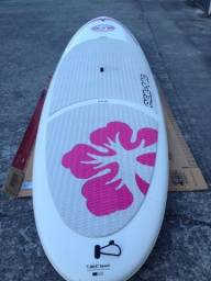 Prancha Stand Up Paddle + Remo + quilha + capa ( completa )