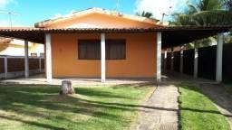 Casa na praia de Ipioca com diárias de R$150,00