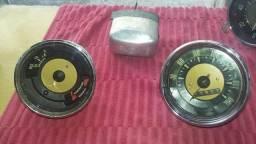 Velocímetro fusca e painel da DKW