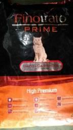 Ração Finotrato gatos castrados 10 kg