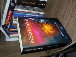 Livro Maze Runner Prova de Fogo