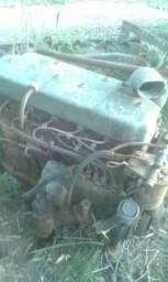 Motor completo 1111 3 ano parado