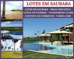 Lotes em Itapema - Condomínio Costa de Itapema, Financiamento Direto,