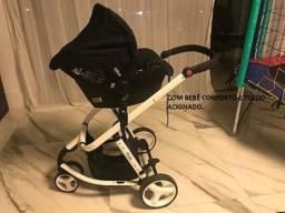 Carrinho de bebê Mobi Travel System - 03 rodas TOP