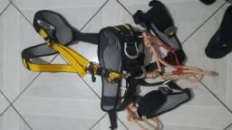 Usado, Cinto de segurança para alpinista Petzl navaho bod croll fast comprar usado  Foz do Iguaçu