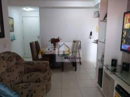Apartamento com 2 dormitórios à venda, 60 m² por R$ 270.000 - Alcântara - São Gonçalo/RJ
