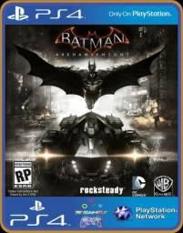 Título do anúncio: Ps4 batman arkham knight
