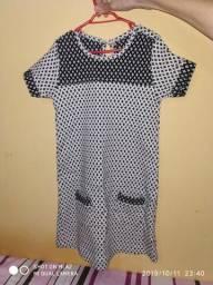 Vestido infantil Tam 6