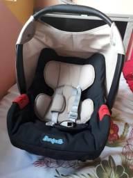 Bebê conforto e Acento de Criança