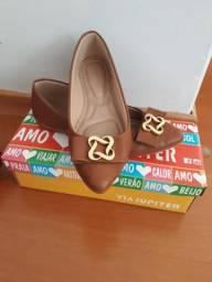 Vendo sapatilha e sandália