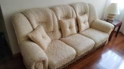 Conjunto sofas 2 e 3 lugares