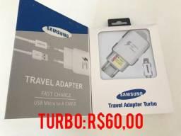 Carragador Turbo Samsung