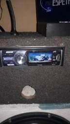 Vendo DVD automotivo com TV digital