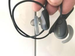 Fone bluetooth Sony original