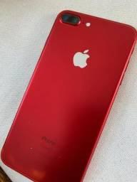 IPhone 7 Plus Red. 128 Gigas