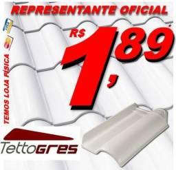 Telha Esmaltada R$ 1,89