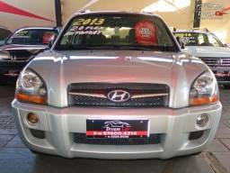 Hyundai Tucson gls 2.0 flex completa automática com multimídia ipva pago 2013