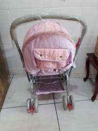 Carrinho de Bebê passeio Color Baby