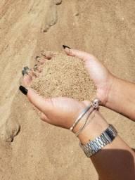 Areia de RIO sem mistura