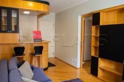 Flat estilo residence no Itaim, disponível para locação sem burocracia e sem fiador