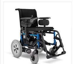 Cadeirade RodasMotorizadaElétricaE5 OrtobrasDobrável Alumínio