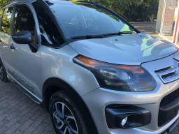 C3 aircross exca