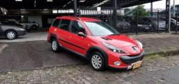 Título do anúncio: Peugeot 207 escapade 2010