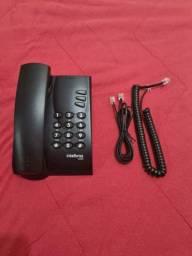 Telefone com fio- novo
