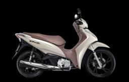 Moto Biz 125, modelo 2021