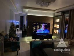 Apartamento com 2 quartos no Residencial Fênix - Bairro Jardim Carvalho em Ponta Grossa