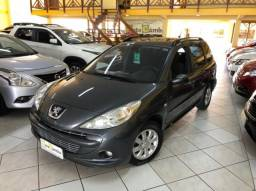 207 SW XR SPORT 1.4 CINZA COMPLETO IMPECAVEL