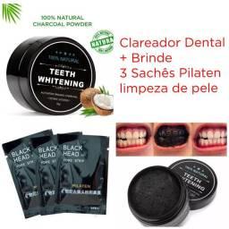 Clareador Dental + Brindes