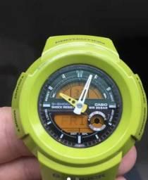 Relógio Casio G-shock Verde Gshock G Shock