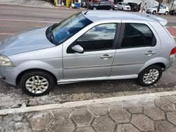 Fiat palio 1.4 elx ano 2010 pego moto no negócio - 2010